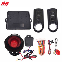 New Car Styling Alarm System 12+4 Auto Door Remote Central Control Lock Locking Keyless Entry System with Alarm Speaker Indictor