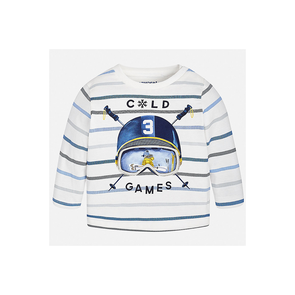 MAYORAL Blouses & Shirts 8849577 Boys Cotton  clothes baby boy children child wear mayoral blouses