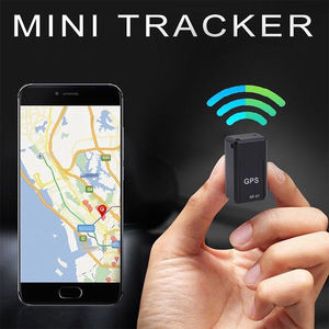 GPRS Mini Older Children Tracking Locator GF07 GSM Car GPS Locator Tracker Anti-Lost Recording Tracking Voice Control Can Recor