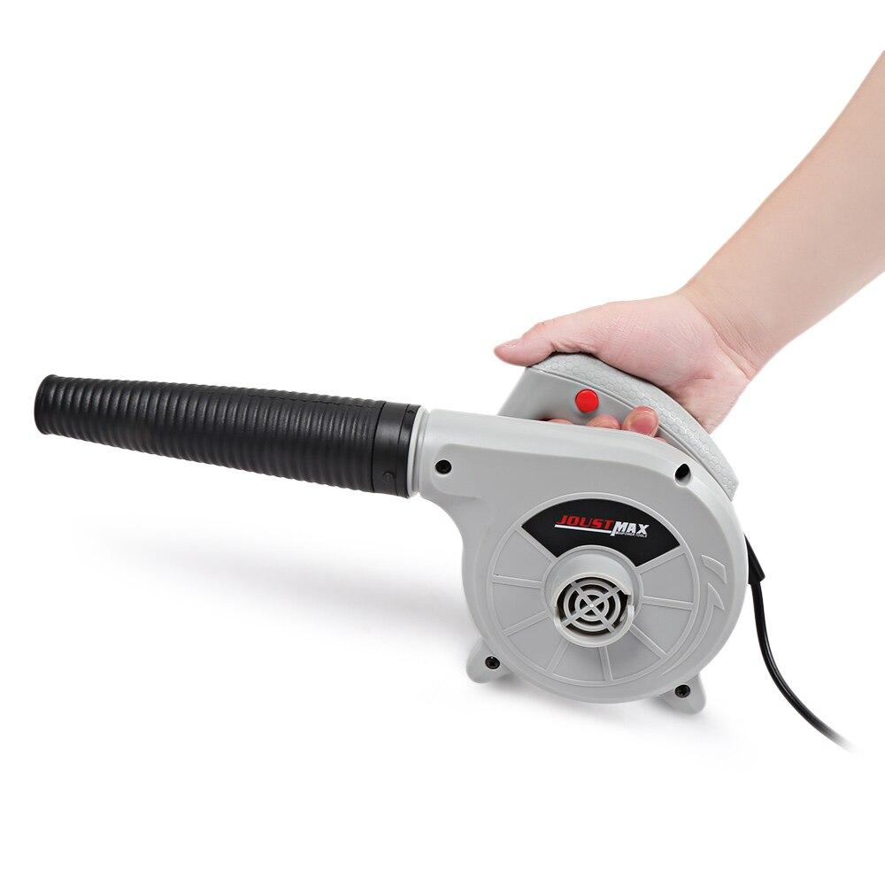 600W EU Plug High Power Electric Air Blower Garden Leaf Blower Computer Keyboard Dust Remover Multi function Fan Vacuum Cleaner