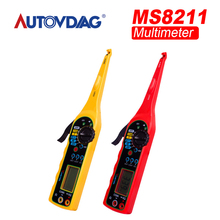 MS8211 Power Electric Multi-function Auto Circuit Tester Automotive Electrical M