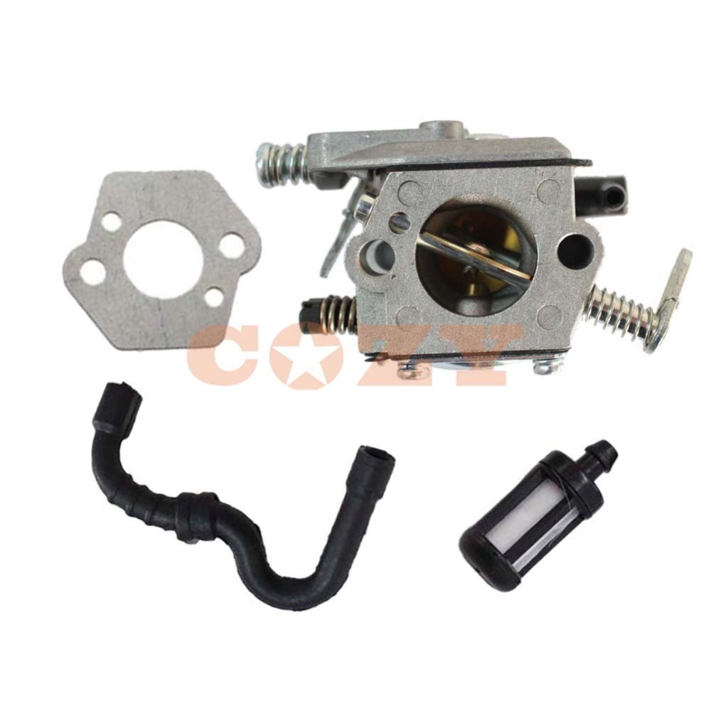 1pc Carburetor Carb For STIHL ZAMA 017 018 MS170 MS180 Brush Cutter