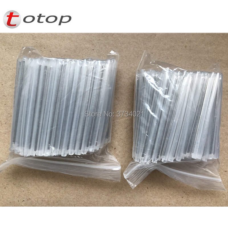 Free Shipping 1000pcs 60mm Fiber Optic Fusion Protection Splice Sleeves 60mm Heat Shrink Tube Fiber Optic Hot Melt Tube