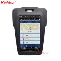 KiriNavi Vertical Screen Tesla Style 11.6 Inch Android 6.0 Car Radio Multimedia For Chevrolet Colorado Trailblazer Isuzu Dmax