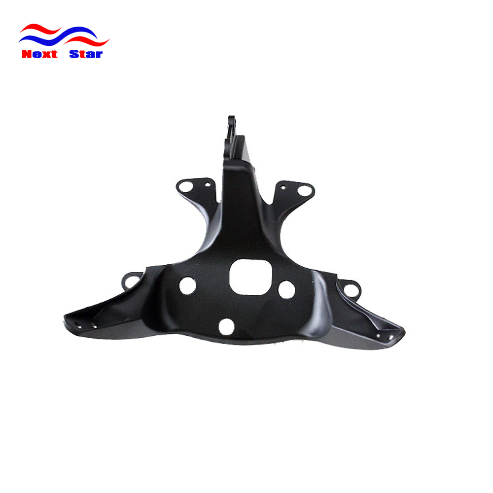 Motorcycle Black Metal Front Head Light Frame Headlight Bracket For YAMAHA YZF-R6 YZF R6 1999 2000 2001 2002 1999-2002