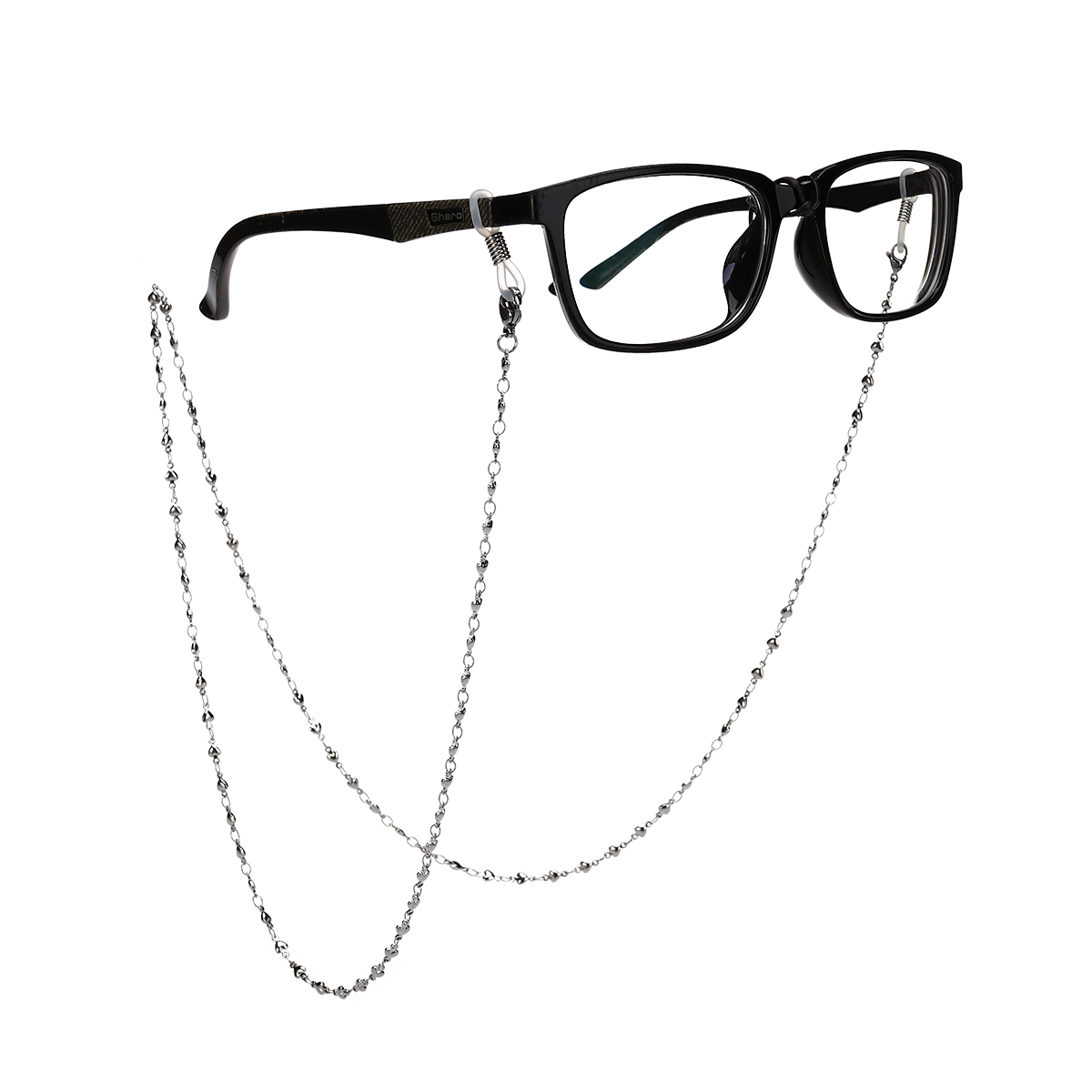 WINOMO Bronze Eyeglasses Chain Sunglasses Holder Strap Holder