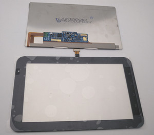 Image 1 - For Samsung Galaxy Tab GT  P1000 LCD Display Screen Monitor Module+Touch Screen Digitizer Assembly For Samsung Galaxy Tab P1000