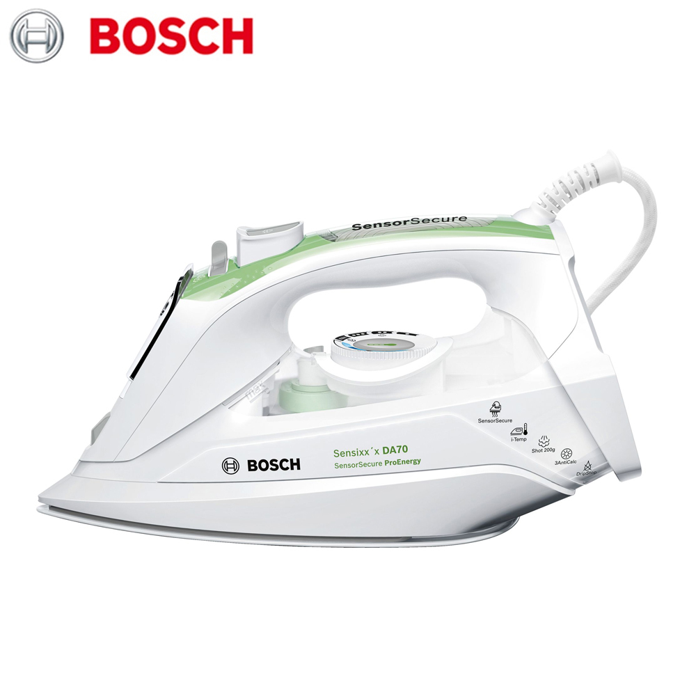 лучшая цена Electric Irons Bosch TDA702421E  household appliances laundry steam iron ironing clothes