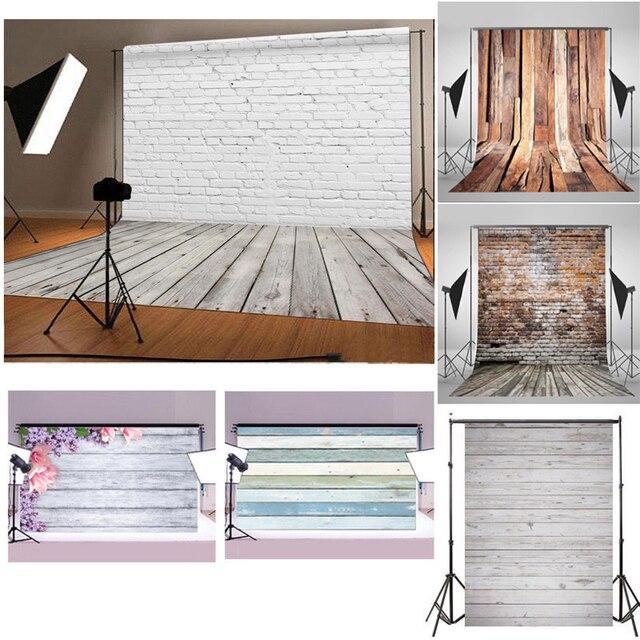 Andoer 900*1500mm fotoğrafçılık arkaplan Backdrop klasik moda ahşap zemin stüdyo profesyonel fotoğrafçı için