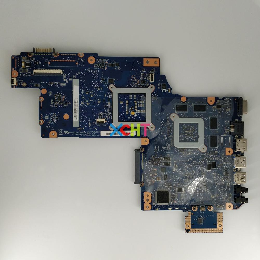 3 2 1 H000046240 w 216-0833000 GPU PLF/PLR/CSF/CSR DSC MB REV:2.1 for Toshiba Satellite 17.3