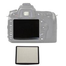 10pcs חיצוני חיצוני LCD מסך מגן חלקי תיקון עבור ניקון D80 D90 D200 D300 D3000 D3100 D3200 D3300 D5000 d5100 SLR