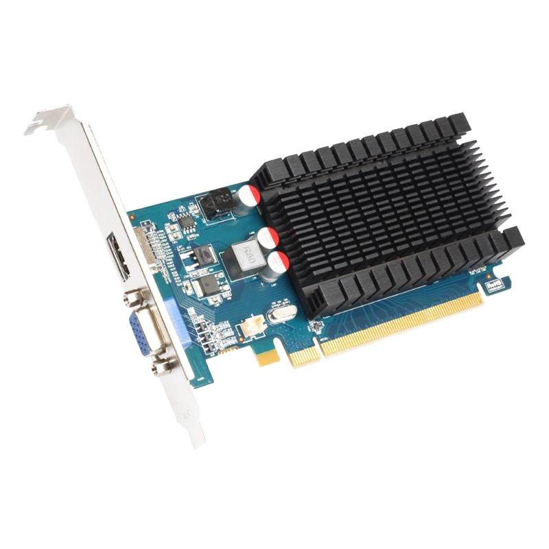 Radeon R5 230 For Amd Gpu 2Gb Gddr3 64 Bit 650 Mhz Gaming Desktop Computer Pc Video Image Cards Support Vga Hdmi Pci-E image