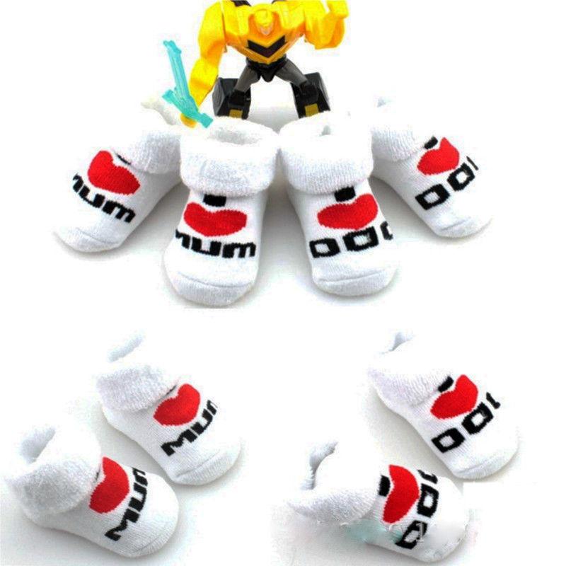 2018 New Brand Sweet Baby Kids Girls Boys Princess Ankle Socks Princess Cotton Short Socks 0-6M