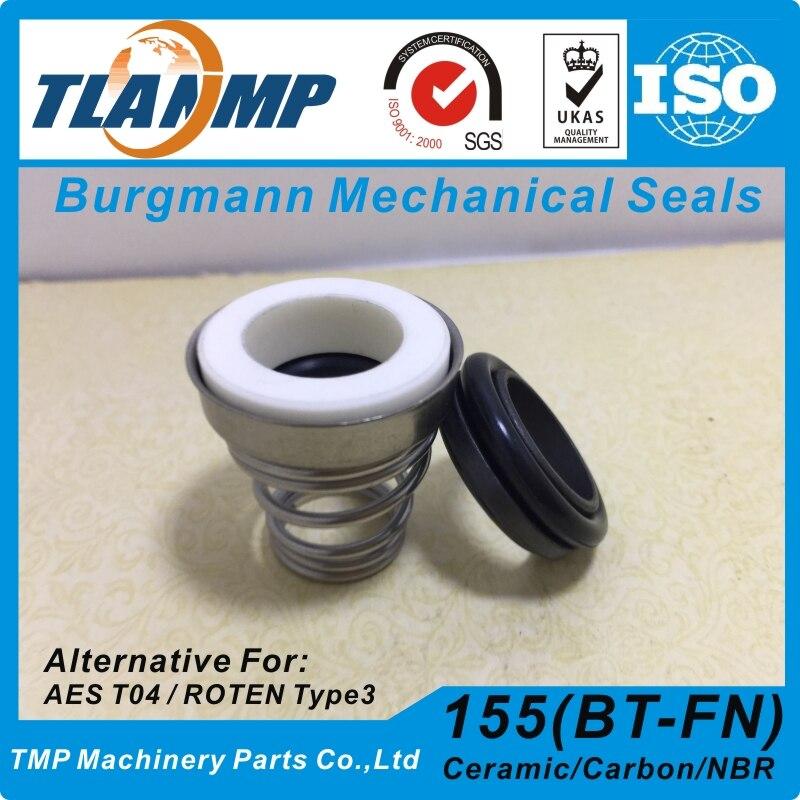 155 12 155a 12 155b 12 selo mecanico material carbono ceramica nbr para bombas de agua