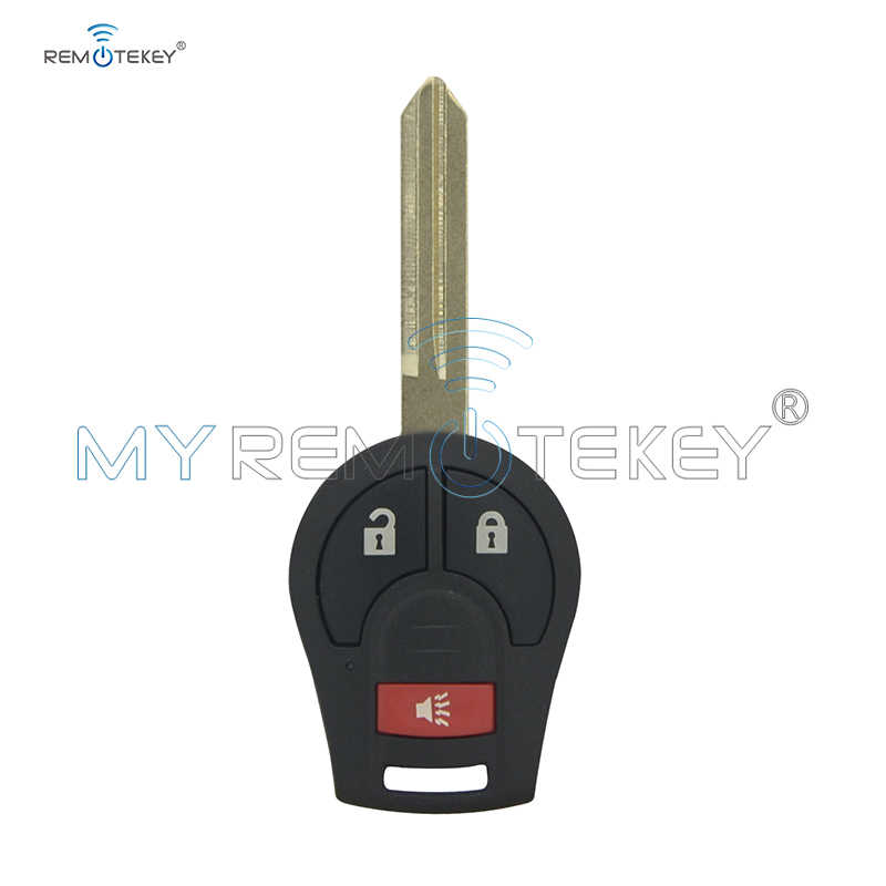 Remtekey H0561-C993A удаленный ключ 2 + 1 кнопка 434 МГц CWTWB1U751 с 46 чипом для 2008-2013 Nissan Cube Rogue