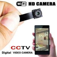 HD 1080 P DIY портативная IP мини видеокамера с Wi-Fi беспроводная микро веб-камера видеорегистратор DV DVR NVR няня камера 640*480