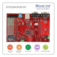 AT91SAM7X256-EK Evaluation Kit,Ethernet,USB,UART,CAN,SD GPIO JTAG SAM7X256 7X256 91SAM7X256 AU ARM7 ATMEL MICROCHIP