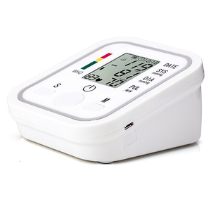 Image 5 - Household Fully Automatic Arm Band Type Digital Electronic Blood Pressure Meter Mini Size Lightweight Portable Sphygmomanometer