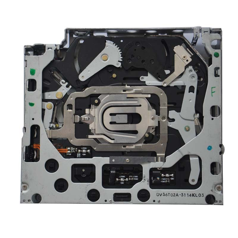 mecanismo de DVD Do Carro para sistema de Navegação do carro DVD