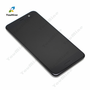 """Image 4 - 5.2"""" with Frame For HTC U Play LCD DIsplay + Touch Screen Digitizer Assembly For htc u play U 2u LCD free shipping"""