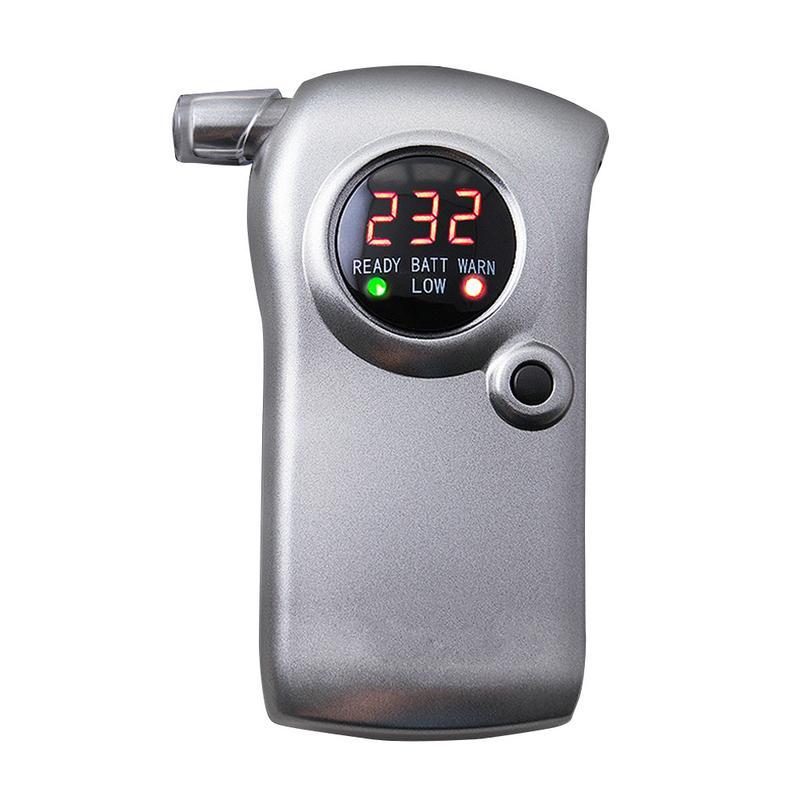 Appareil de contrôle d'alcool ivre de écran LED de voiture portatif professionnel soufflant le Type chargeur spécial de voiture de Machine de densité de conducteur de Dine