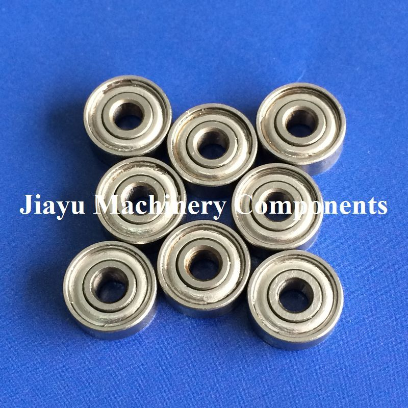 "Metal Shielded Ball Bearing Bearings R2z R2 R2ZZ 1//8/"" x 3//8/"" x 5//32/"" 5 PCS"