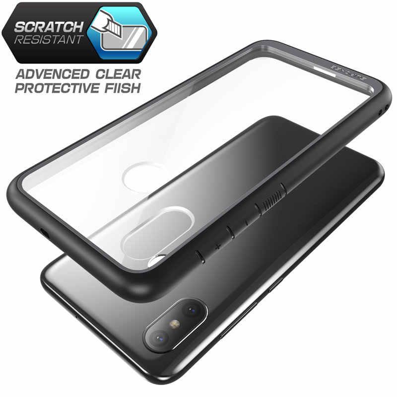 Voor Xiao mi mi 8 case supcase Ub STIJL SERIE Anti-Klop pre mi Um hybrid beschermende Tpu Bumper + PC Clear Cover Voor Xiao mi mi 8