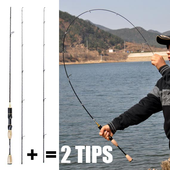 Cheap Ul Spinning Rod 1.8m 0.8-5g Lure Weight Ultralight Spinning Rods 2-5LB Line Weight Ultra Light Spinning Fishing Rod China