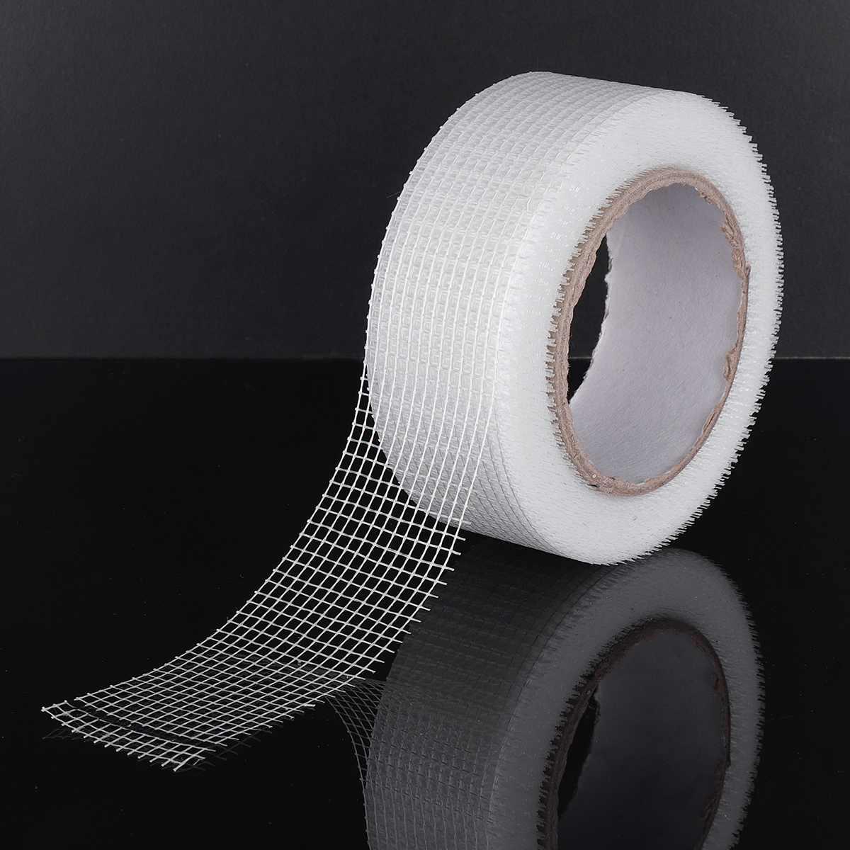 1 Roll  Plain Weave Fiberglass Cloth Tape E-Glass wide 30mm  Fiber