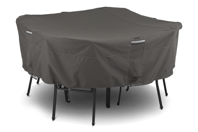 Classic Accessories 55 158 045101 Ec Ravenna Round Patio Table And