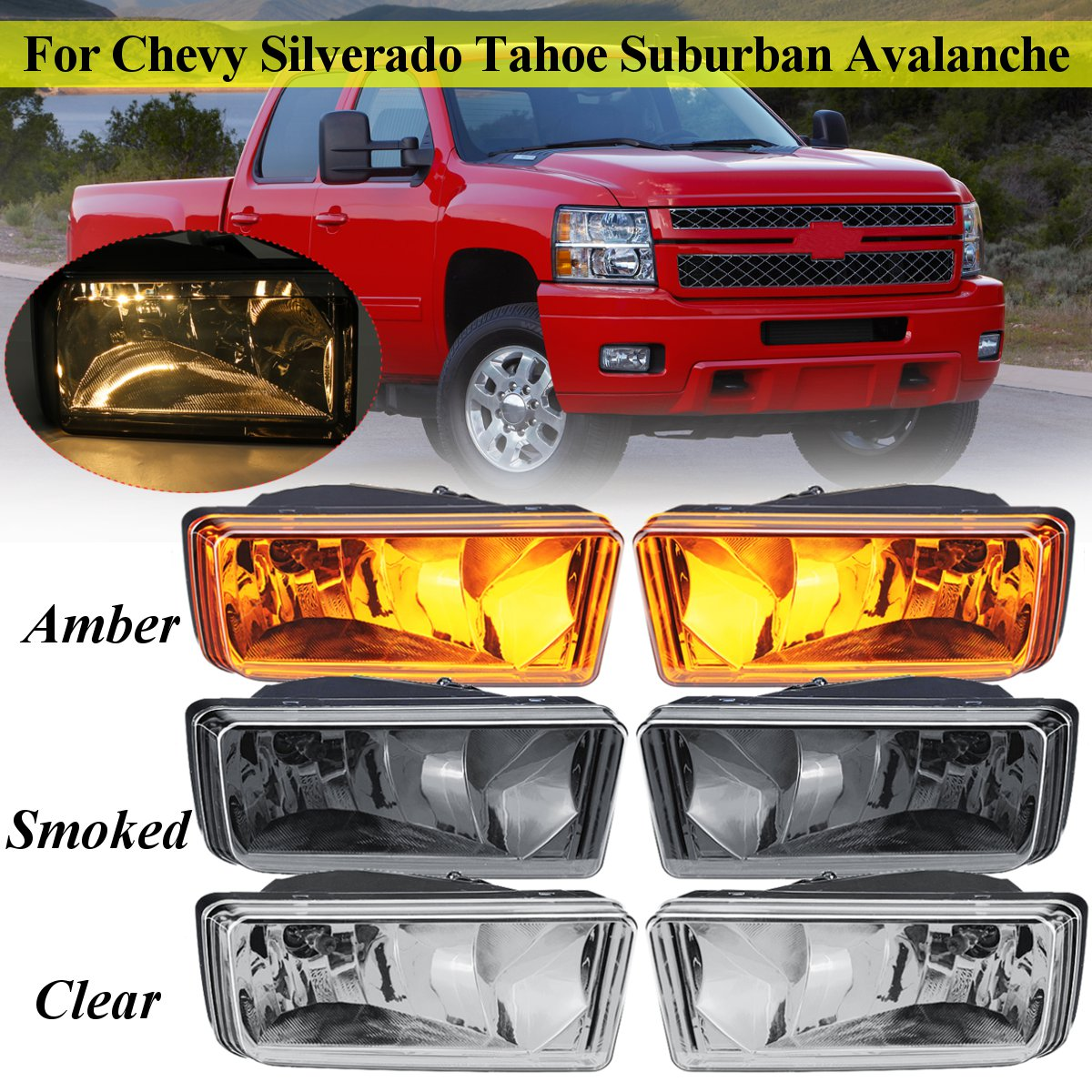 FOR CADILLAC SRX 2004 2005 2006 2007 2008 2009 2009 FOG LAMP W//SIGNAL LEFT