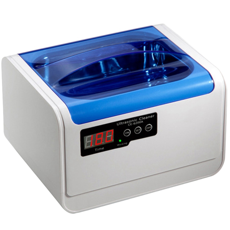 EAS-Portable Ultrasonic Cleaner 1.4L Bath Baby Bottle Vegetable Ring Coins Glasses Shaver Watch Electronic Parts Vibration WasEAS-Portable Ultrasonic Cleaner 1.4L Bath Baby Bottle Vegetable Ring Coins Glasses Shaver Watch Electronic Parts Vibration Was