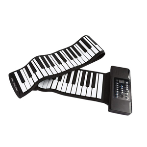 Electric Roll Piano Portable F
