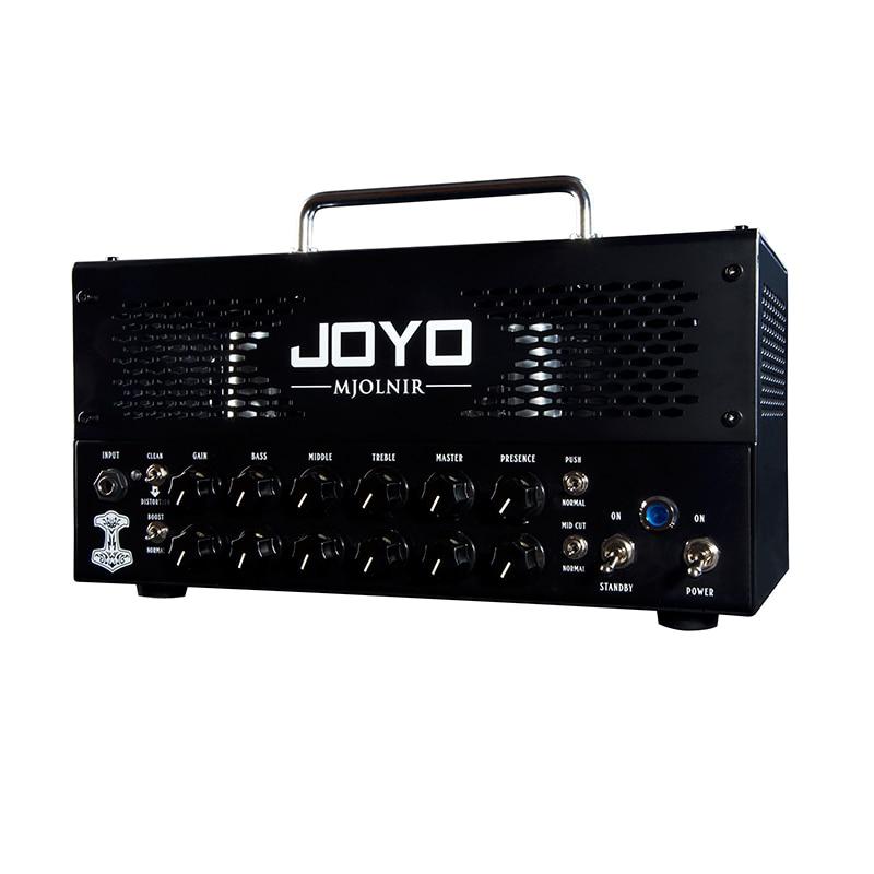 JOYO JMA-15 Mjolnir 15 W Dual-channel Amplifier Head para Sons De Metal Guitar Amp speaker Eletrônico instruments Frete grátis