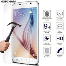 For Samsung Galaxy J5 (2016) J510FN J510F J510G J510Y J500 Prime 2017 Tempered Glass Screen Protective Film Pelicula De Vidro