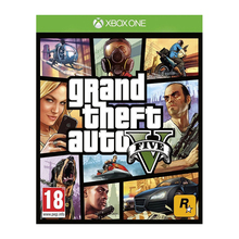 Игра для Microsoft Xbox One для Microsoft Xbox One Grand Theft Auto V, русские субтитры