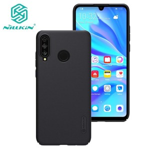 NILLKIN for Huawei P30 Lite Case Cover and Fitted Cases For Huawei Nova 4e High Quality Super Frosted Shield