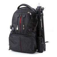 2019 Waterproof DSLR Camera Bags Backpack Rucksack Bag Case For Nikon For Canon Photo Bag for Camera &Outdoor Travel photographs