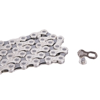 Ztto 11S Silver Grey Bicycle Chain Mtb Mountain Bike Road Bike 11 Speed Chain
