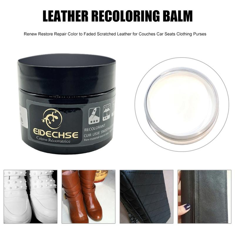 Image 5 - Liquid Skin Leather Repair Kit No Heat Leather Repair Tool Auto Car Seat Sofa Coats Holes Scratch Cracks Rips Car Care-in Gloss Seal for Car Paints from Automobiles & Motorcycles