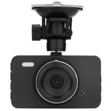 Авто-в автомобиль тире Cam Мини 1080 P диск с фиксированными головками камера видео регистраторы для автомобилей 170 градусов широкий угол Wdr 3 дюймов ЖК-экран с Motio