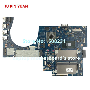 JU PIN YUAN 837769-601 837769-001 ASW70 LA-C752P for HP ENVY NOTEBOOK 17-N 17-R laptop motherboard 940M 2GB i7-6500U for hp omen 17 17t an000 17 an012dx 17 an030ca 929522 601 929522 001 dag3bcmbcg0 rx580 8gb i7 7700hq laptop motherboard tested
