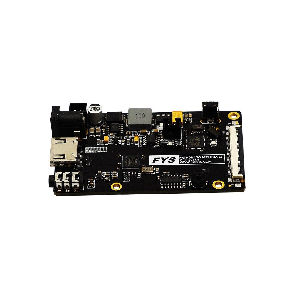 3D Printer Light Curing Display LCD Module Display Screen Driver Board Kit b101uan01 b101uan02 b101uat02 modified display driver board kit 1920x1200