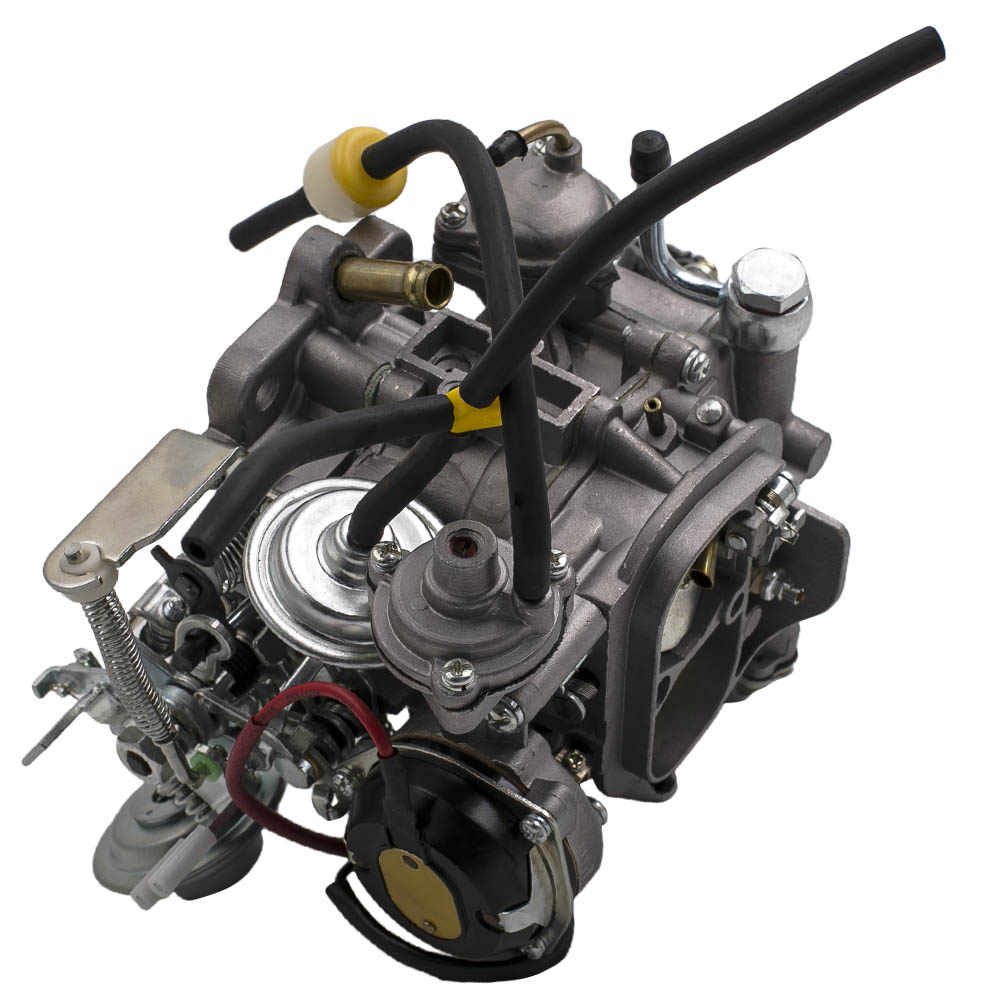 carburetor for 22r toyota engine base standard cab for pickup 2 door pick up [ 1000 x 1000 Pixel ]