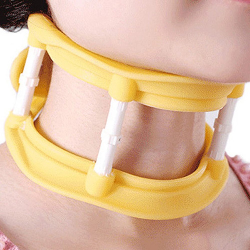 1pc Neck Brace Breathable Sturdy Comfortable Neck Collar Cervical Collar For Injury Recover Stiff Neck
