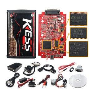Image 2 - Full KESS V2 5.017 V2.47 V2.53 KTAG 7.020 V2.25 BDM Frame LED Adapter KESS V5.017 K tag K TAG V7.020 Galletto 4 FGTECH 0475