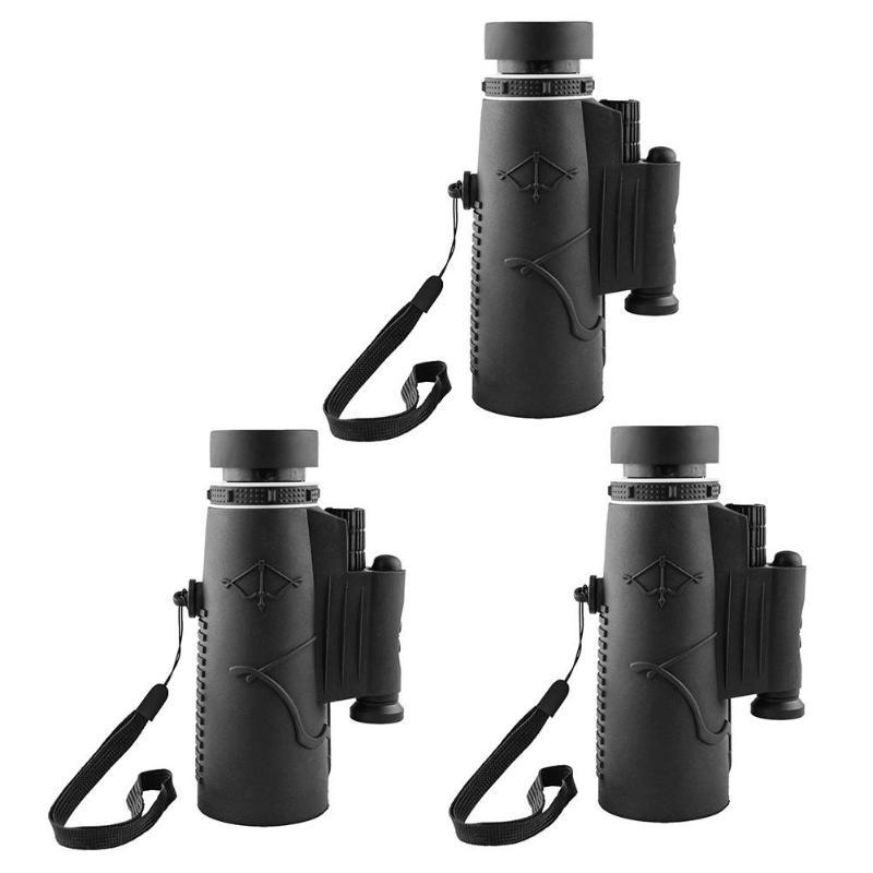Outdoor Monokulare Set 50x60 Hd Leistungsstarke Telefon Laser Flutlicht Taschenlampe Zoom Jagd Teleskop 2019 Neue Dropshipping Sport & Unterhaltung Jagd