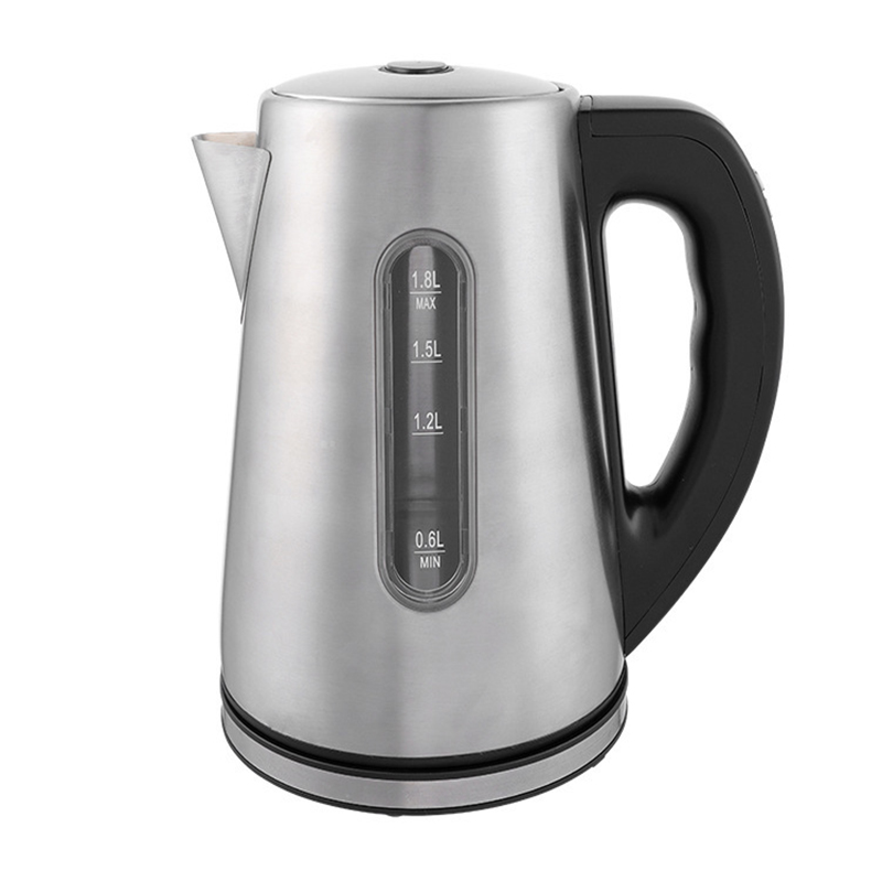 1.8L 2200W Stainless Steel Electric Kettle Auto Shut off Anti dry Portable Travel Water Boiler Household Tea Heater 220V