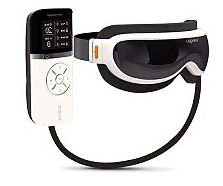 Top qualité lunettes de Massage masseur des yeux Massage pour les yeux magnétique infrarouge lointain chauffage des yeux infirmières Instrument