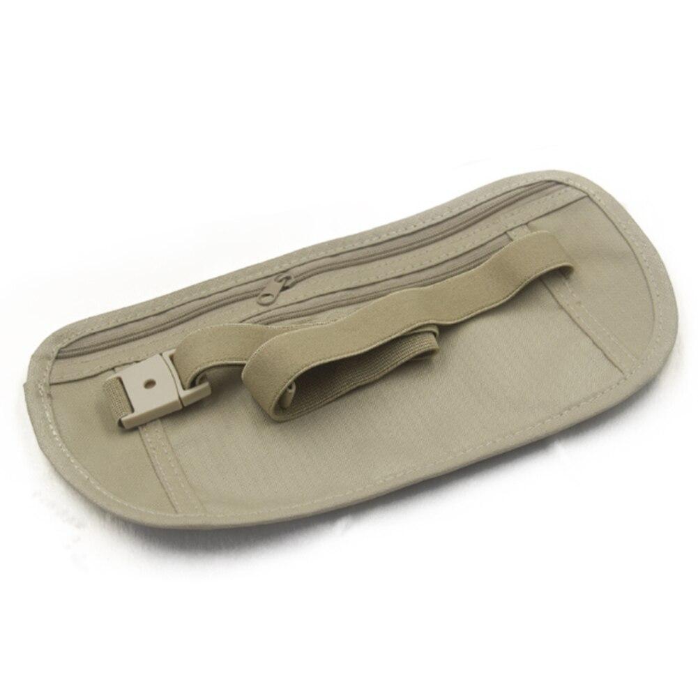 Men Women's Belt Bag Waist Funny Pack Bum Bag Quality Waterproof Invisible Outdoor Sport Travel Hip Belt Money Phone Purse Pouch
